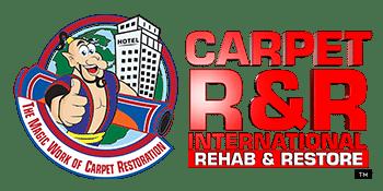 Carpet Restoration | Burn Mark Removal | Color Repair | Stain Removal Logo